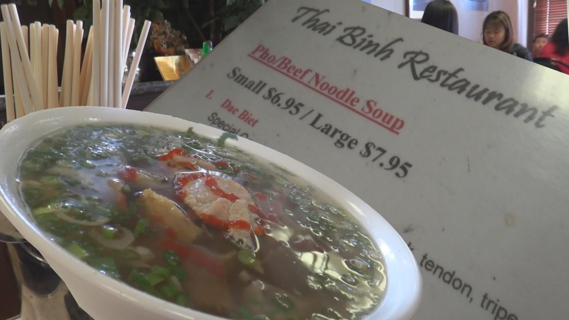 Thái Bình Restaurant