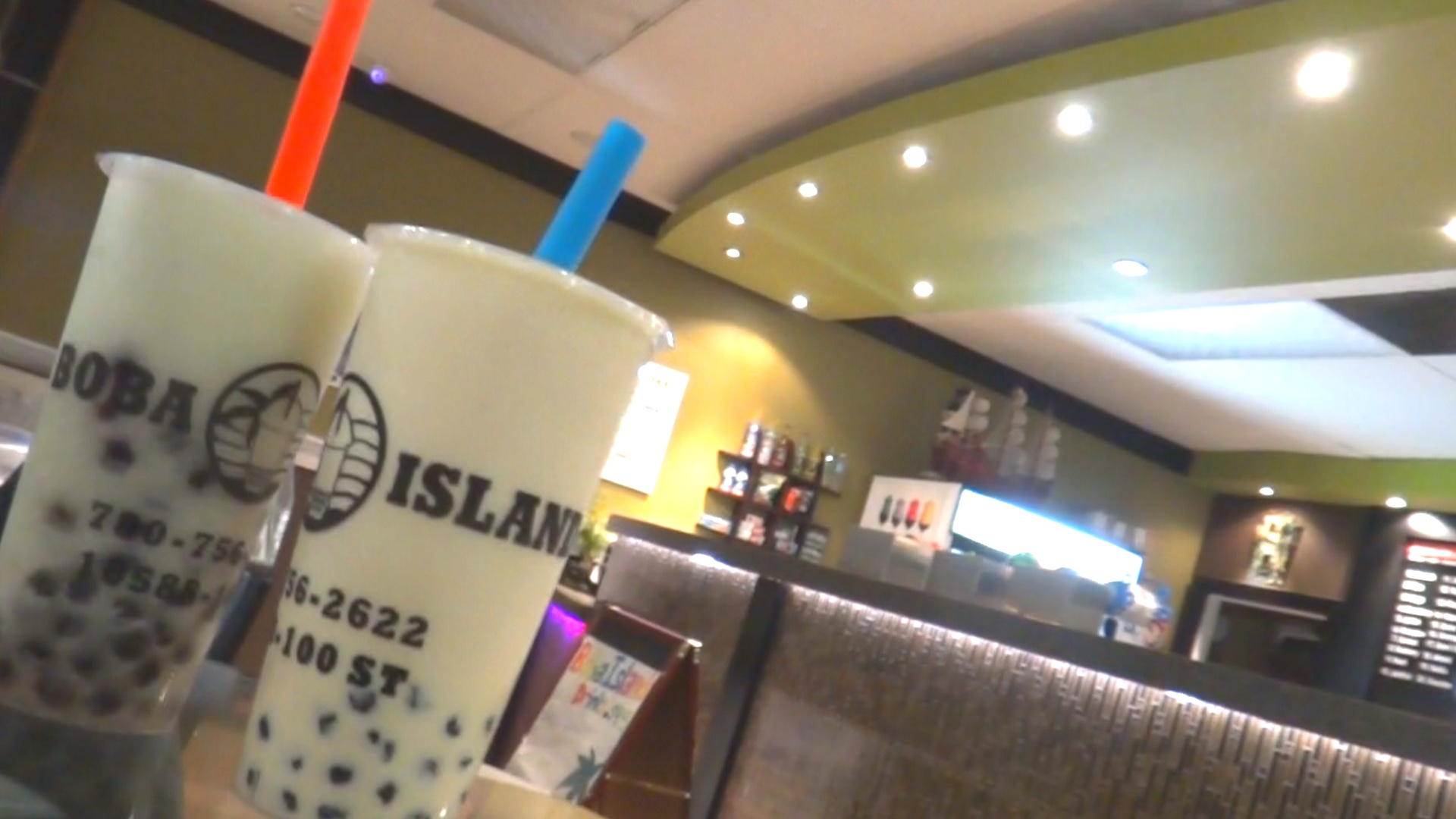 Boba Island Bubble Tea