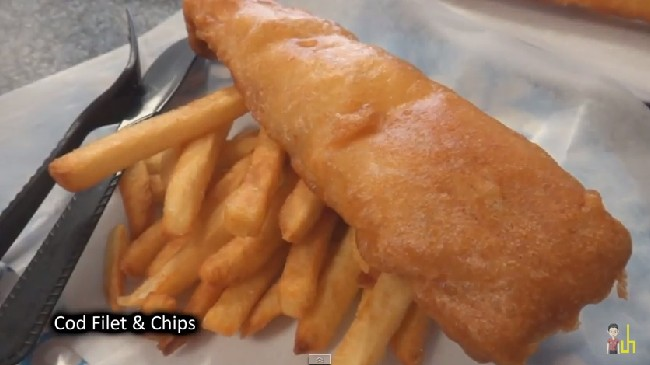 Captain Scott's Fish & Chips