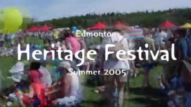 Heritage Festival 30th Year Footage