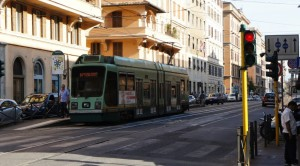 The streetcar in Rome complements the Rome Metro (subway) system. The streetcars in Edmonton would complement the LRT the same way.