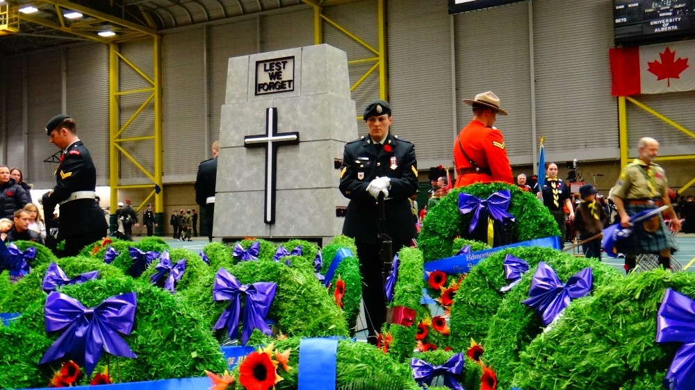 Remembrance Day Weekend Events In Edmonton