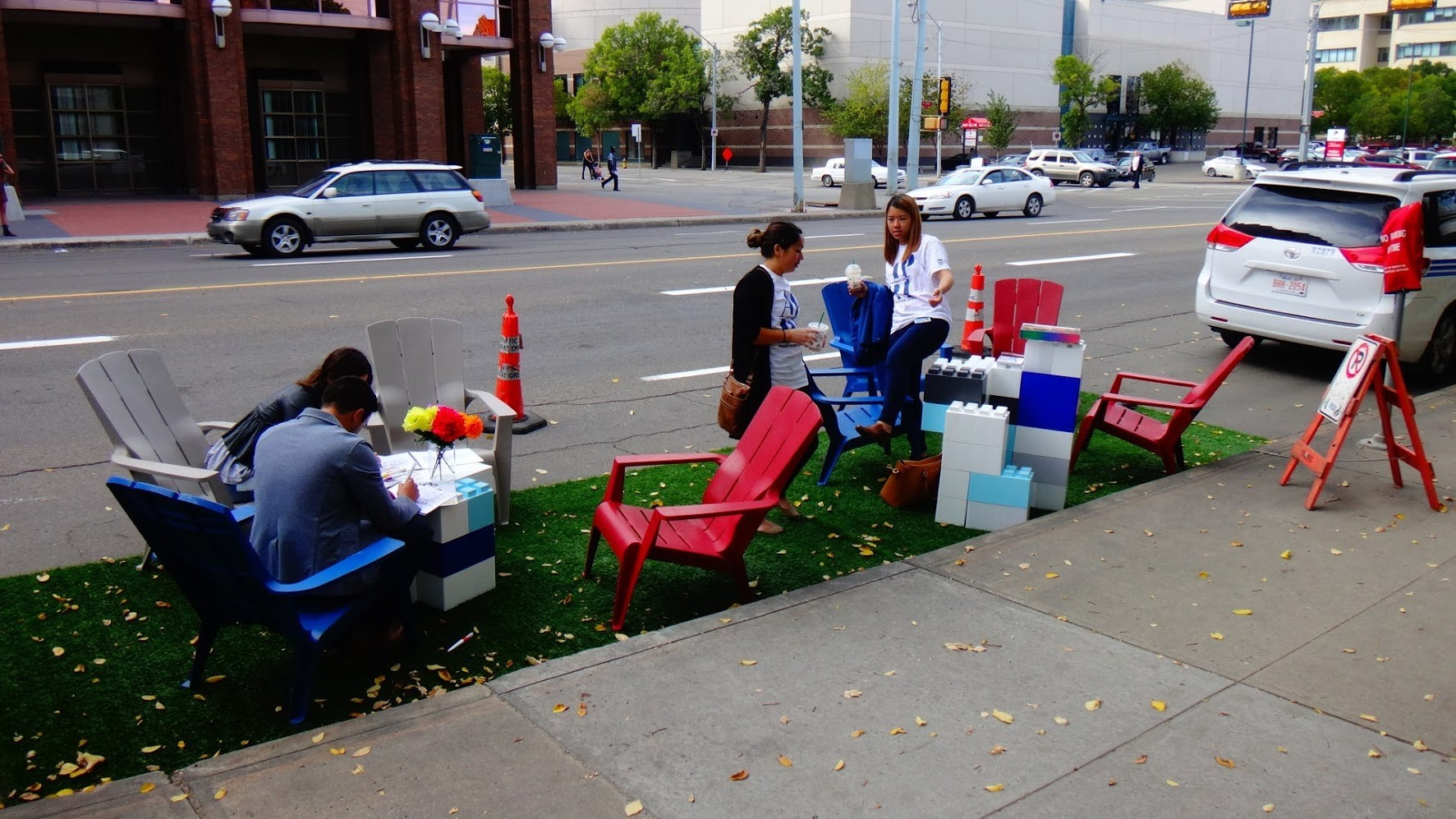 PARK(ing) Day Coming Sept 16