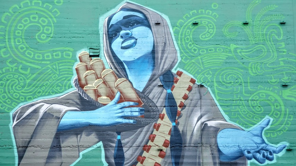Graffiti Fest Puts Murals on the Map