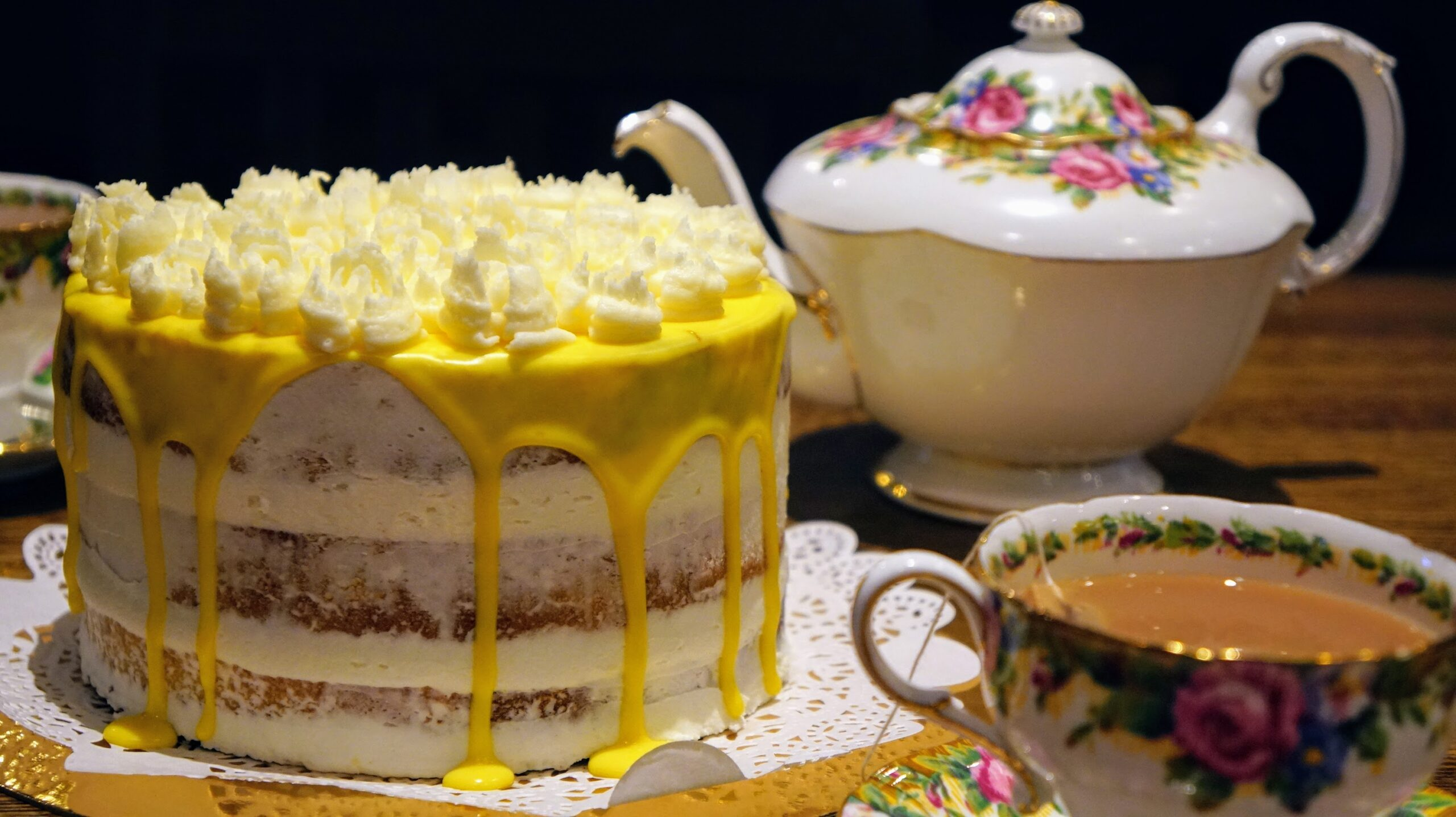 Taste the Royal Wedding Cake in Alberta