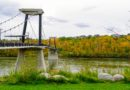 Edmonton's Suspension Bridges