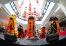 Kingsway Mall Rings in Chinese New Year