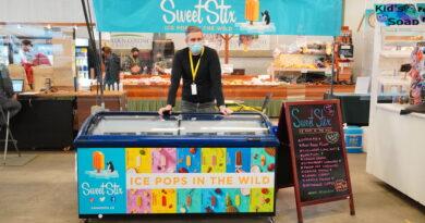 Sweet Stix Ice Pops Expands Across Edmonton