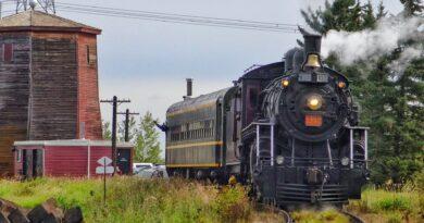 The Alberta Railway Museum reopens in Northeast Edmonton!